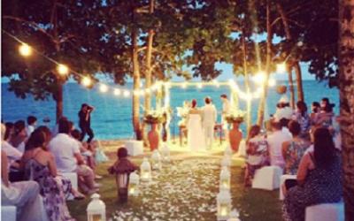 Estas son las 5 razones más destacables para que te inclines por la playa como el destino turístico del inicio de tu matrimonio.